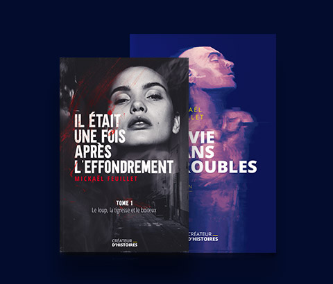 Ouvrages Mickaël Feuillet
