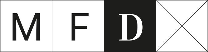 Logo MFD - Mickaël Feuillet Designer